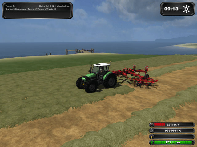 Landwirtschafts-Simulator 2011 - Patch