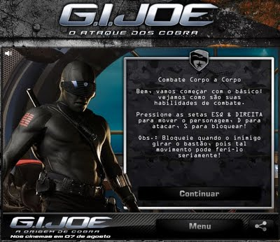 G.I. JOE Training