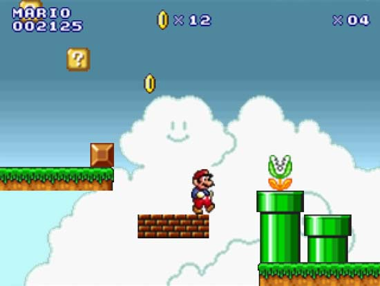 Super Flash Mario Bros.
