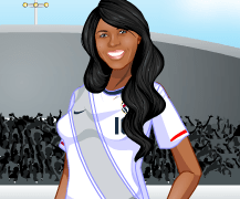 World Cup Dress Up